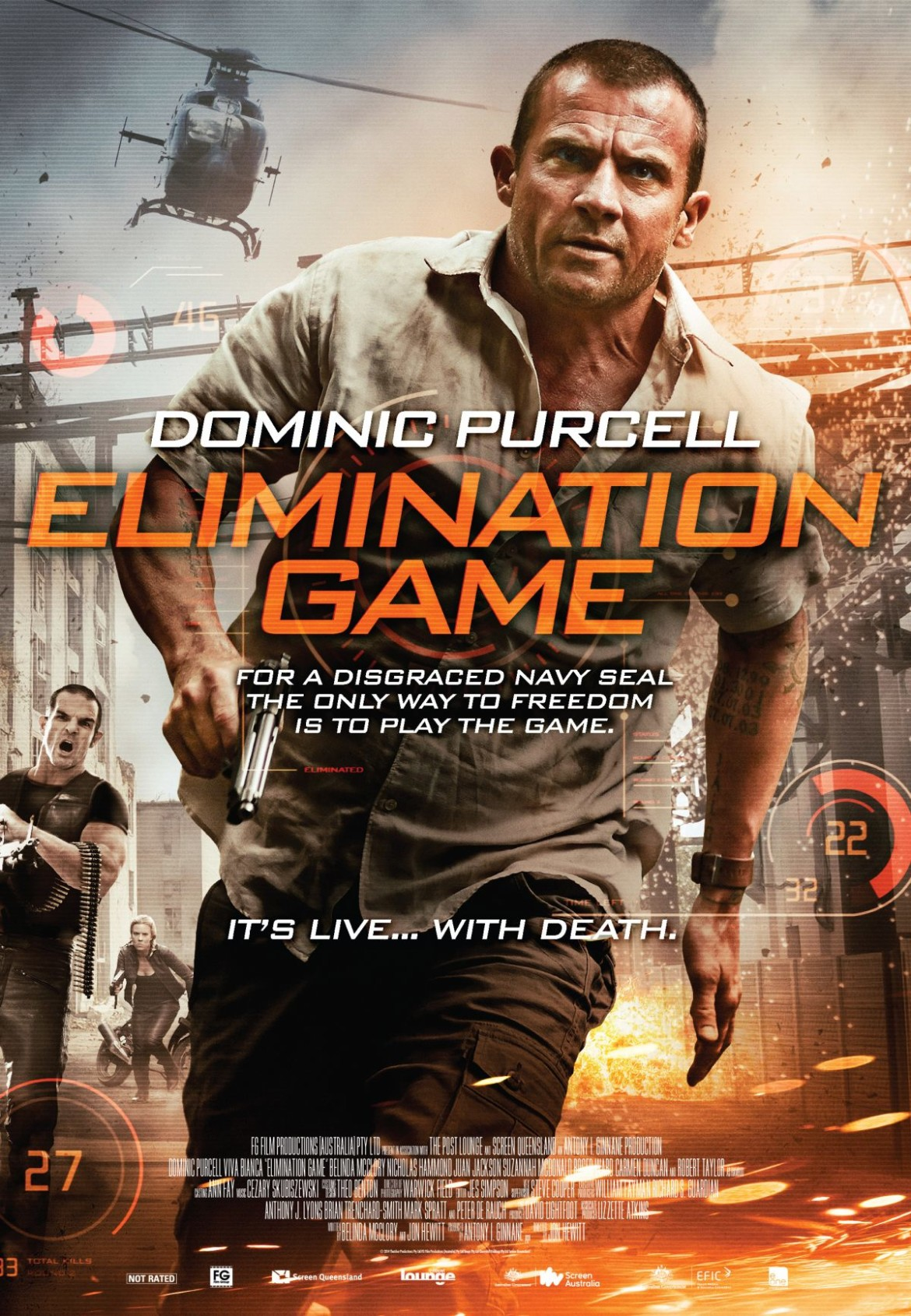 Elimination Game Movie Elimination Game – a