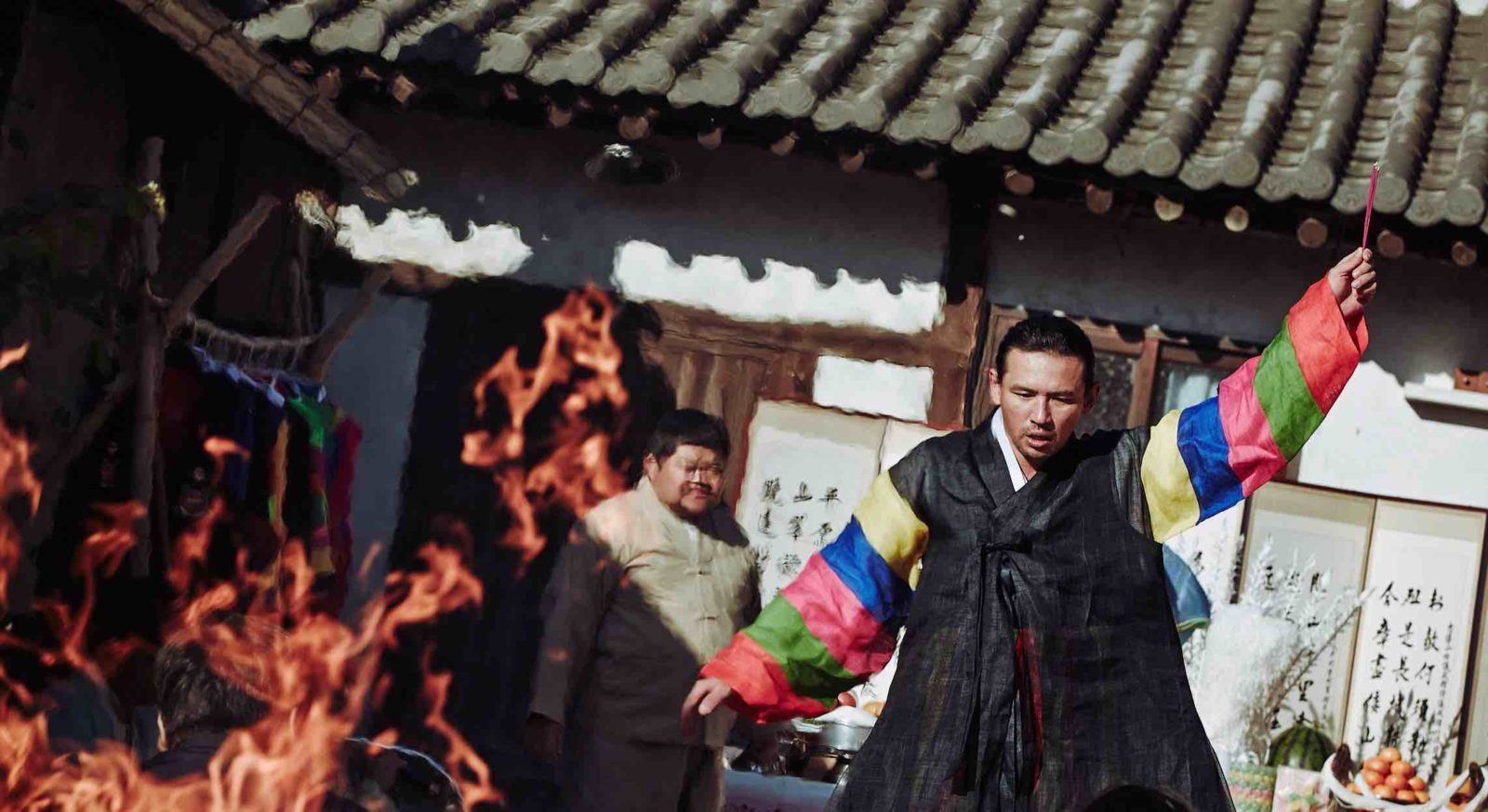 Ridley Scott Eyeing Remake Rights For THE WAILING