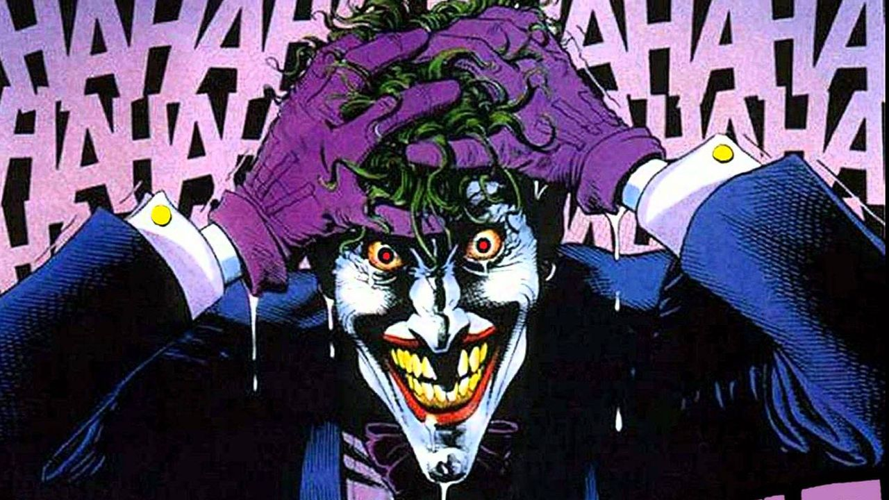 New Animated Batman Movie, The Killing Joke Is Hitting Select Cinemas
