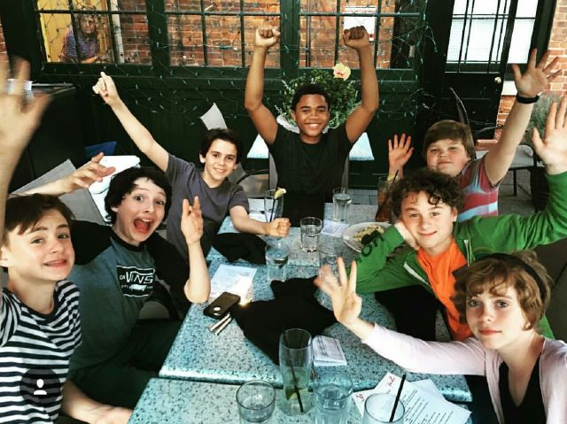It Remake The Losers Club