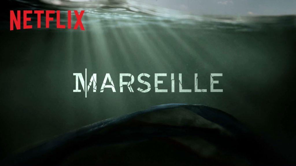 Netflix original series MARSEILLE
