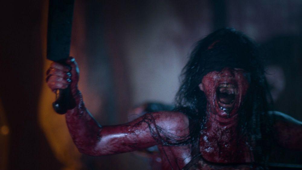 Halloween Horror Movies BASKIN