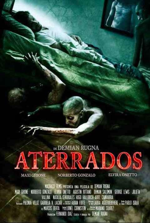 New horror 2017 ATERRADOS