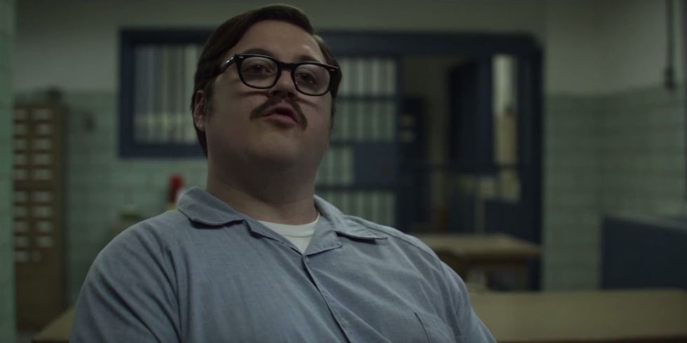 Cameron Britton MINDHUNTER