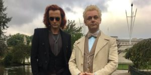 New series Good Omens