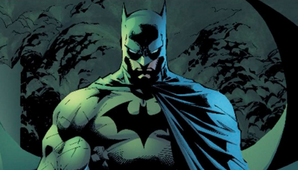 DC IMAGE James Wan Wants To Do Batman Horror Movie