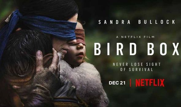 Bird Box Netflix Movie