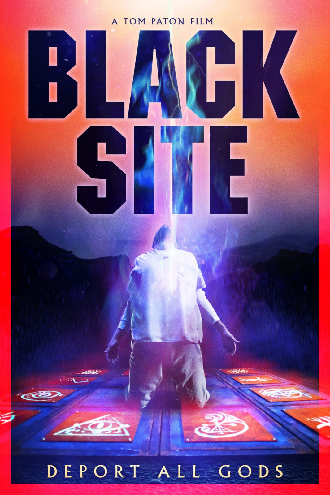 Black Site Official Poster