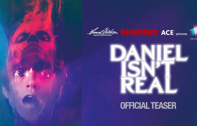 Daniel Isn't Real Movie Spectrevision