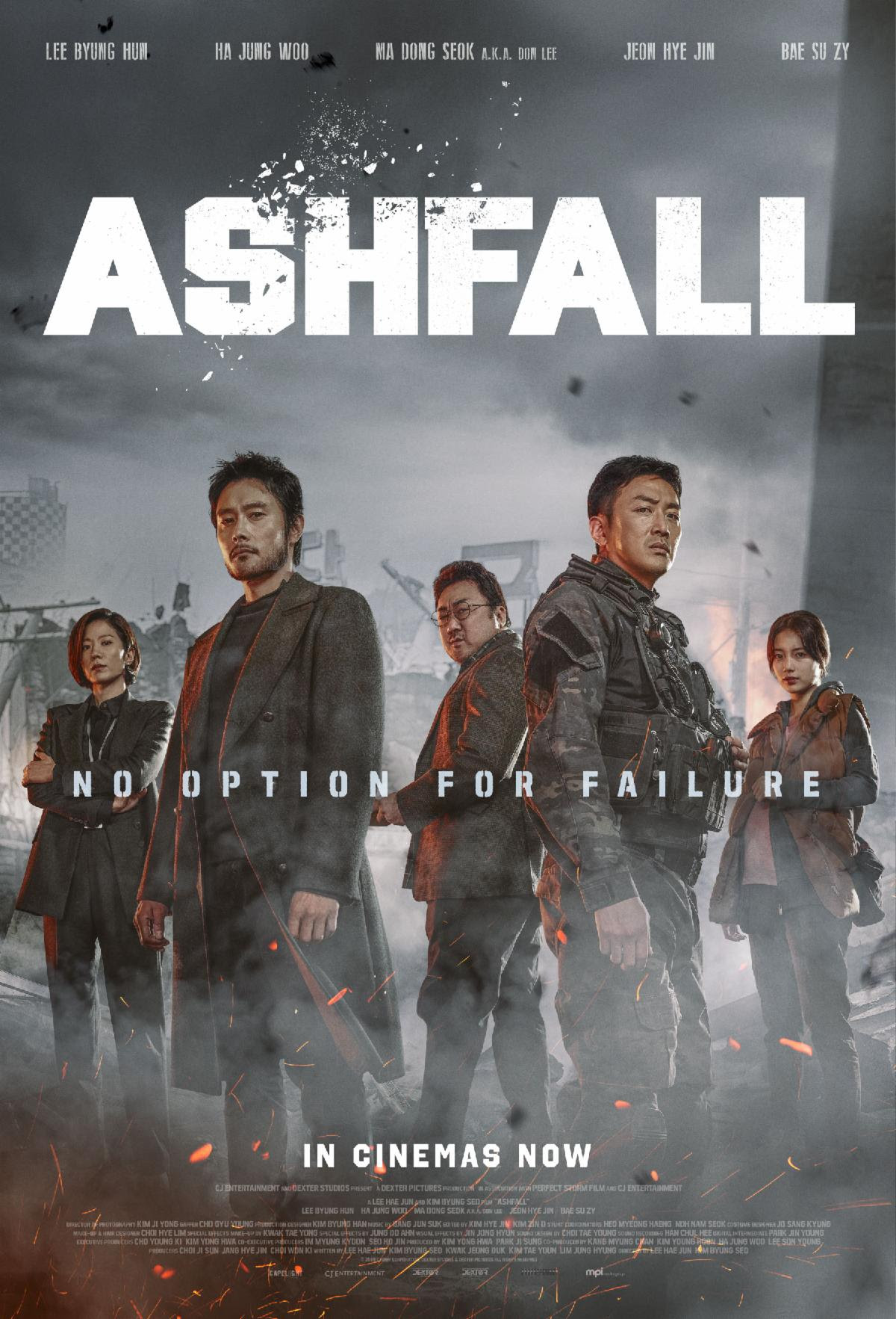 ASHFALL: New South Korean Disaster Movie To Erupt Into US Theatres