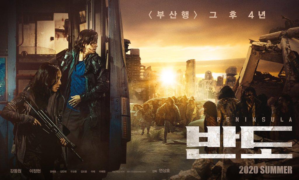 Peninsula Train To Busan Sequel Trailer