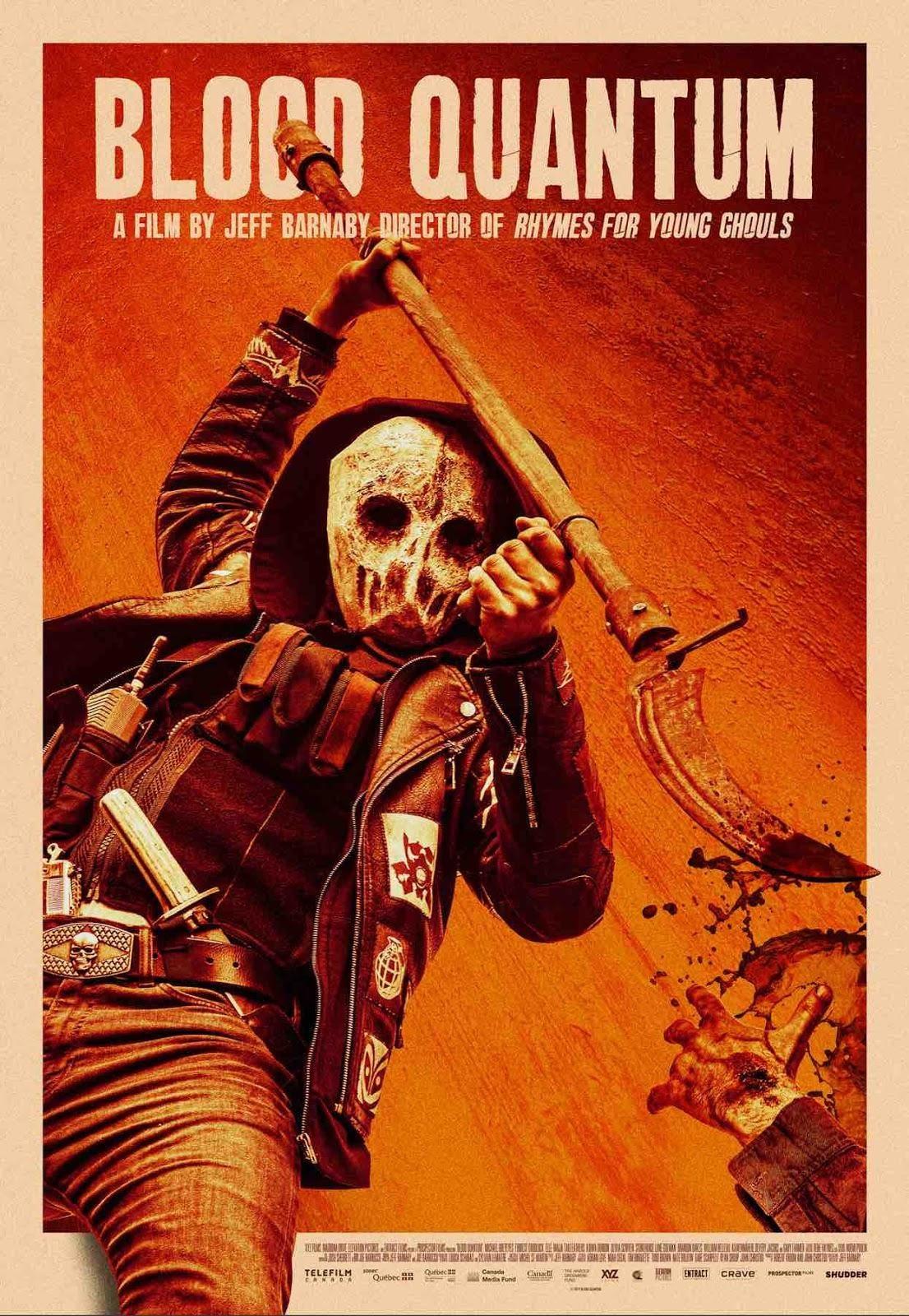 Katanas, Chainsaws & Zombies: Blood Quantum Review