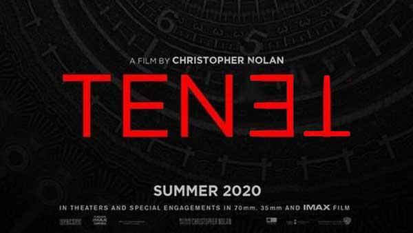 Nolan's TENET New Trailer