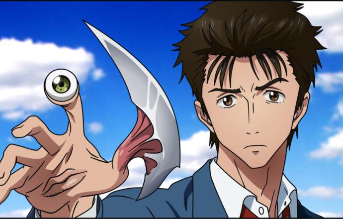 Parasyte Manga Netflix