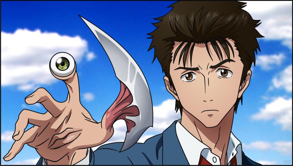 Japanese Manga Classic PARASYTE Anime Now Streaming On Netflix