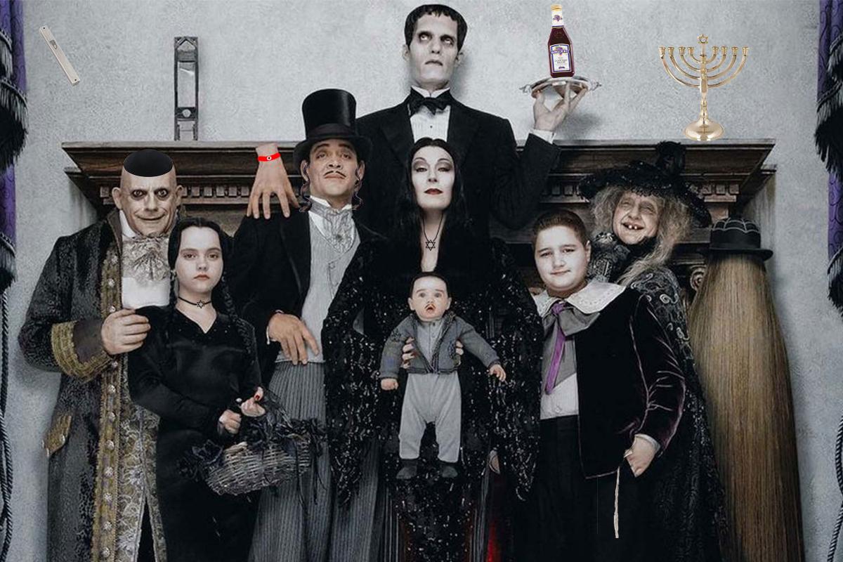Tim Burton Is Making An Addams Family TV Show