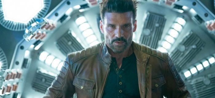 Trailer for Boss Level: Groundhog Day-style action flick with Frank Grillo & Mel Gibson