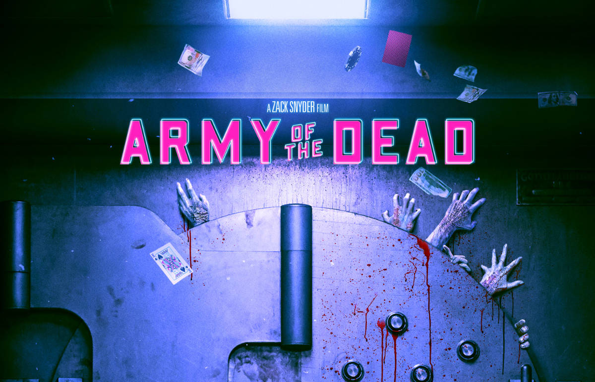 After Army Of The Dead get ready for loads more Zombie action from Netflix
