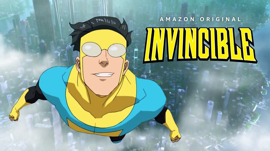 Fan of The Boys? – Check out Robert Kirkman's Invincible on Amazon Prime