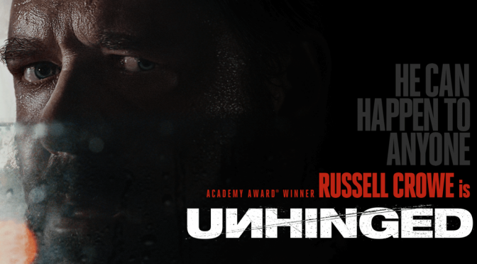 Unhinged review: Russell CROWE CHANNELS IN INNER ANGRY JOHN GOODMAN for a modern-day falling down