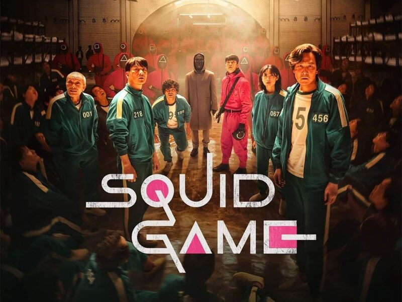 Squid Game Game of Death Moviehooker Movie and series list